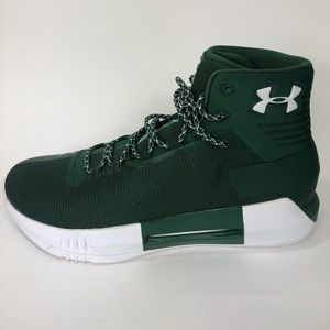 Under Armour NEW Team Drive 4 Basketball Sneakers